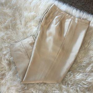 Ann Taylor Petites silk pants